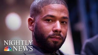 Jussie Smollett Could Face Criminal Charges, According To Law Enforcement Sources | NBC Nightly News - NBCNEWS