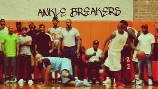 Jay Williams Falls From Ankle Breaker