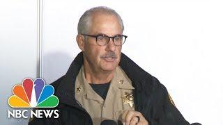 Sheriff Phil Johnston: California Gunman's Wife Found Dead In Their Home | NBC News - NBCNEWS