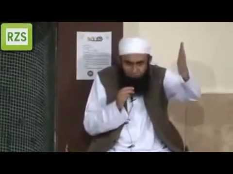 Maulana Tariq Jameel at Tooting, UK 13th July 2011 مولانا طارق جميل
