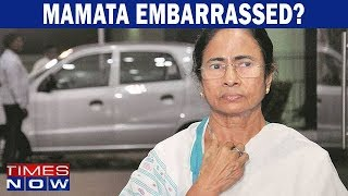 Big embarrassment for CM Mamata Banerjee, Row over watchtowers proposal - TIMESNOWONLINE