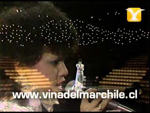 Rowena Cortez, Mas fácil será amar otra vez, Festival de Viña 1982