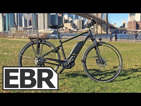 Scott E-Sub Tour Video Review - Sporty Commuter Ebike