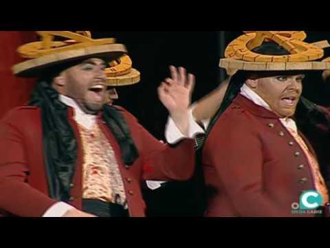 La agrupación Camina diablo llega al COAC 2017 en la modalidad de Comparsas. En años anteriores (2016) concursaron en el Teatro Falla como El reino de los alegría, consiguiendo una clasificación en el concurso de Preliminares.