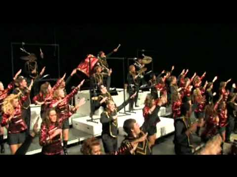 "Cedar Rapids Jefferson ""West Side Delegation"" 2011- Boogie Wonderland"