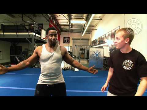 GONZO FIT: MICHAEL JAI WHITE