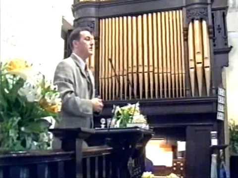 Gordon Smith - The Psychic Barber (1/2)