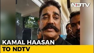 Tension Will Prevail Until Government Does Something to Appease People: Kamal Haasan - NDTV