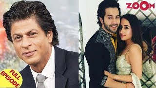 Shah Rukh Khan to make his mark in the digital space? | Varun Dhawan to postpone his wedding? & more - ZOOMDEKHO