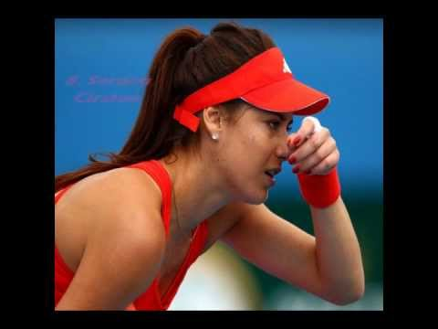 Top 20 the most beautiful women tennis players on 2012.wmv