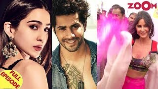 Sara to star opposite Varun in Coolie No 1 remake | Bollywood Stars at Zoom Holi Fest & more - ZOOMDEKHO