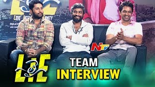 #LIE Movie Team Special Chit Chat || Nithiin, Arjun, Megha Akash, Hanu Raghavapudi - NTVTELUGUHD