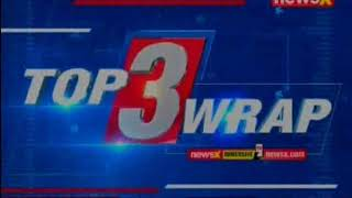 PM Modi to address rallies in Jhabua and Rewa, Topstories || Top 3 Wrap || - NEWSXLIVE