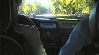 Уроки вождения для автоледи.  Урок 11