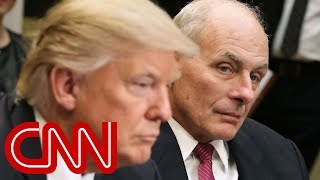 Mueller's team questioned John Kelly, sources say - CNN