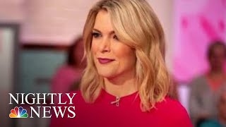 Megyn Kelly Apologizes For Questioning Why Wearing Blackface Is Considered Racist | NBC Nightly News - NBCNEWS