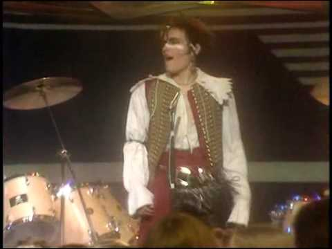 Streaming Adam & The Ants - Ant Music (TOTP 81) Movie online wach this movies online Adam & The Ants - Ant Music (TOTP 81)