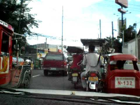 Ride to Pasig City Part 1/4