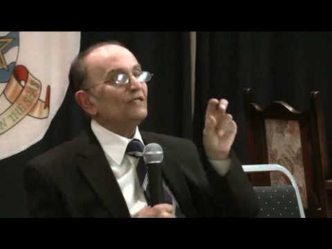 Part2of2 Vijay Mehta's speech on The UN Human Rights Liberty