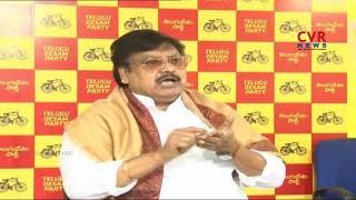 పవన్, జగన్ పై వర్ల రామయ్య ఫైర్ | Varla Ramaiah Sensational Comments on Pavan Kalyan and Ys Jagan - CVRNEWSOFFICIAL