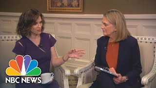 Elizabeth Vargas On Overcoming Anxiety And Addiction | NBC News - NBCNEWS