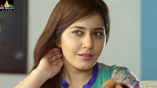 Oohalu Gusagusalade Movie Scenes | Raashi Khanna with Srinivas Avasarala | Sri Balaji Video - SRIBALAJIMOVIES