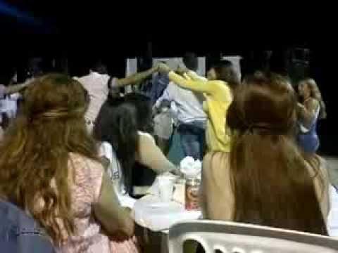 πανηγυρι στα τροπαια αρκαδιας αυγουστος 2013 κλαρινο παπαγεωργιου δημητρης