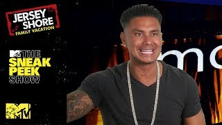 Pauly D + A Mini Sammi = ❤️  ❤️  ❤️  ? | The Sneak Peek Show | MTV - MTV