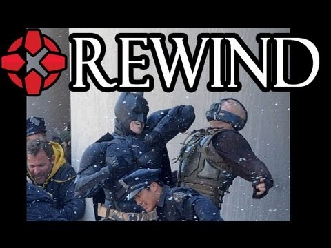 IGN Rewind Theater - The Dark Knight Rises Trailer Analysis