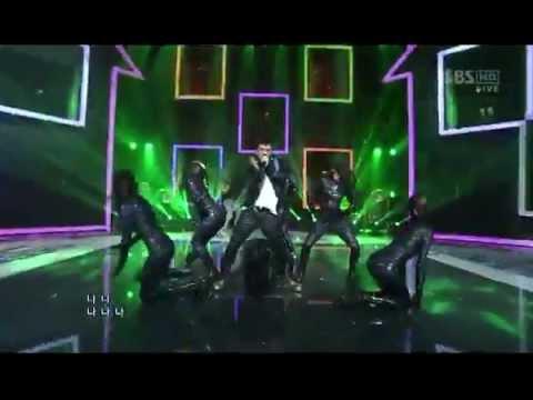 120311 BIGBANG _ FANTASTIC BABY comeback stage inkigayo [HD]