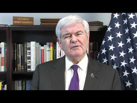 Newt: Vote To Protect Marriage in North Carolina