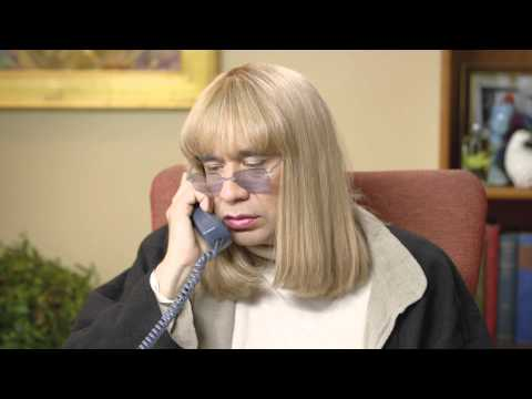 Fred Armisen, Penny Marshall -- MY MOTHER WAS NUTS Amazon Book (Long ver.)