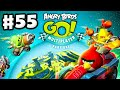 Angry Birds Go! Gameplay Walkthrough Part 55 - Multiplayer Part One! (iOS, Android)