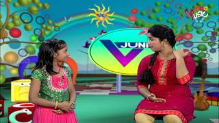 Junior Vj Episode 15 : Aashritha - MAAMUSIC