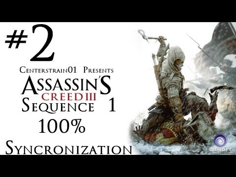 Assassin's Creed III - Gameplay/Walkthrough - Sequence 1 - Part 2 - A Deadly Performance