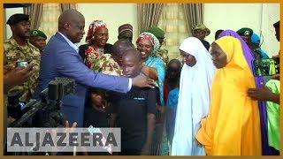 🇳🇬 UNICEF Nigeria welcomes release of child Boko Haram suspects   Al Jazeera English - ALJAZEERAENGLISH