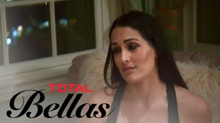 Nikki Bella Picks John Cena's Best Men Without Telling Him | Total Bellas | E! - EENTERTAINMENT