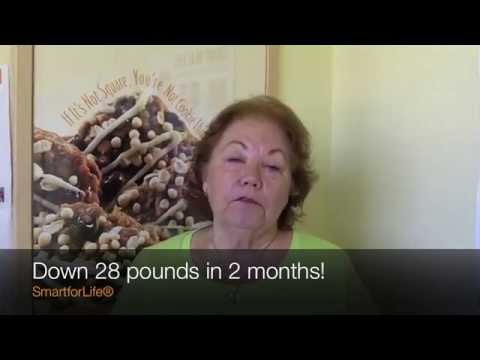 Smartforlife Cookie Diet Weight Loss Testimonial | Brenda