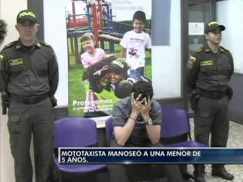 Mototaxista manoseó a una menor de 5 años