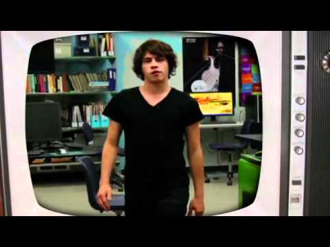 Munro Chambers: Degrassi Goes to Haiti (Free The Children)
