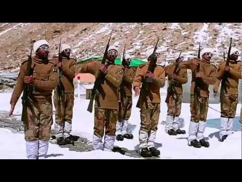 Yeh Ghazi - A tribute to Siachen Warriors of Pak Army (HD)