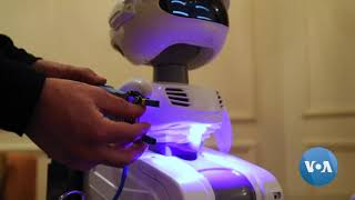 Robotics Company Creates an All Purpose Robot 'Platform' - VOAVIDEO