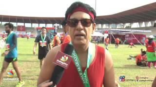 Hyderabad Marathon 2016 || Exclusive || - IGTELUGU