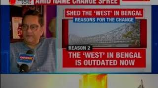 West Bengal CM cries foul, Will name Change erase it ? - NEWSXLIVE