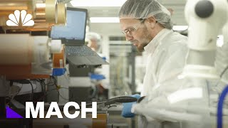 The Breakthrough Battery Technology Investors Are Betting Millions On | Mach | NBC News - NBCNEWS