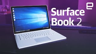 Surface Book 2 Review - ENGADGET
