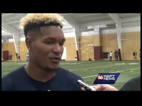 NFL hopefuls shine at MSU Pro Day