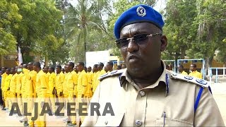 Police reforms top new Somali government's agenda - ALJAZEERAENGLISH