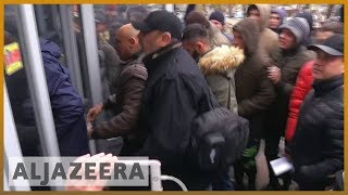 🇺🇦Ukrainians protest as gas price dispute leaves houses freezing | Al Jazeera English - ALJAZEERAENGLISH
