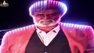 Rajni Fans Hungama Give Big Tribute to Rajnikanth For Kabali | Sri Balaji Video - SRIBALAJIMOVIES
